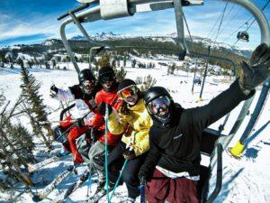 Snowboarding Armenia