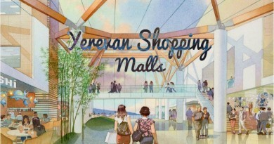 Yerevan Shopping Malls