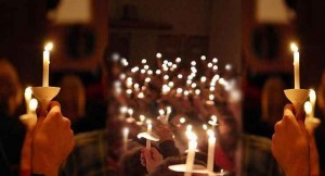 The Armenian Christmas Eve Candle
