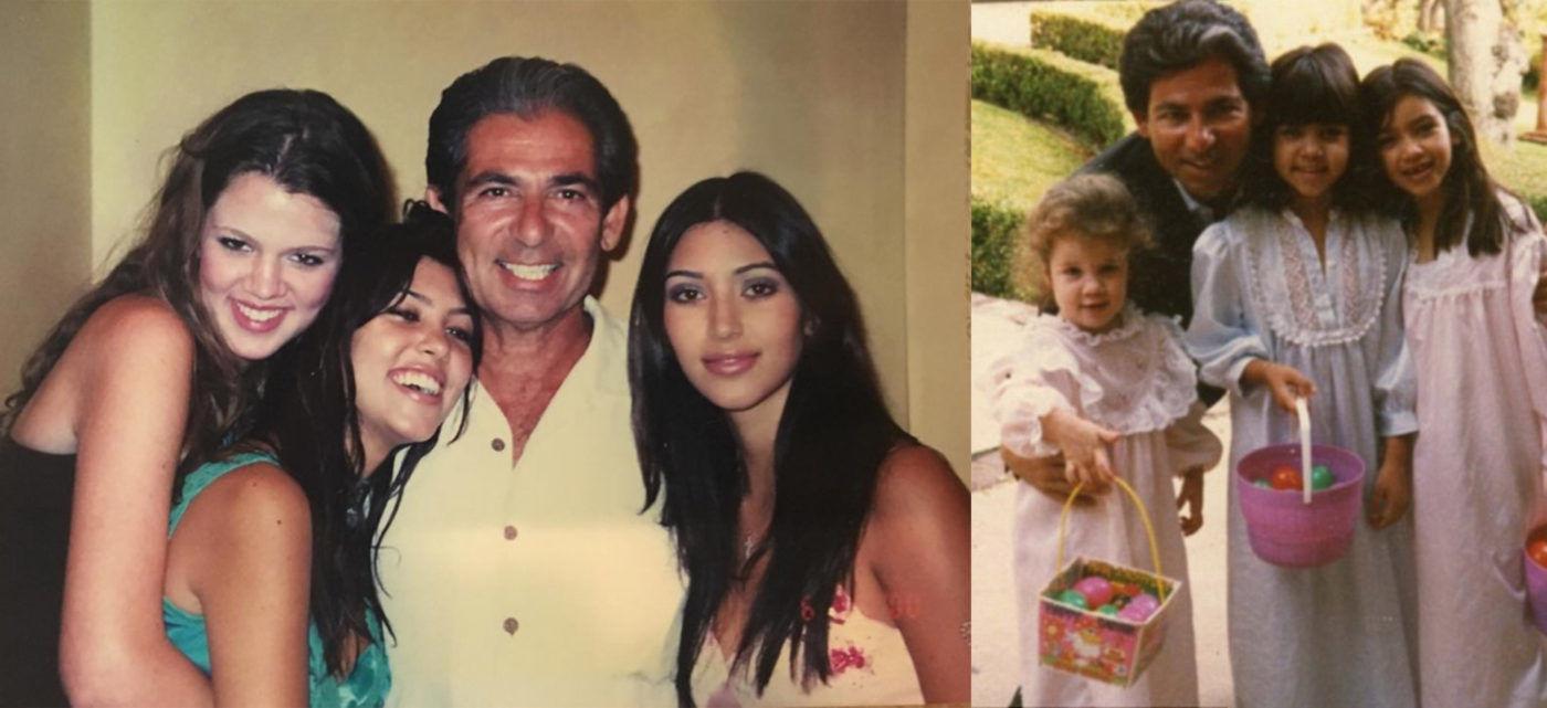 Robert & Daughters
