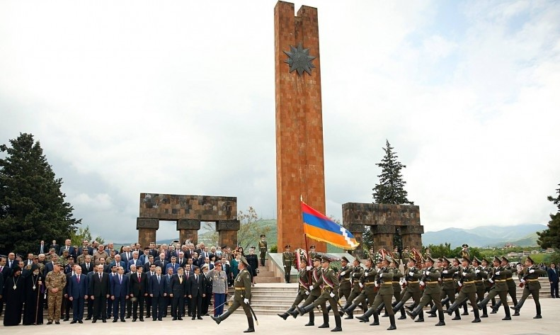 Victory & Peace Day in Armenia
