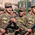 ARMENIAN SOLDIERS
