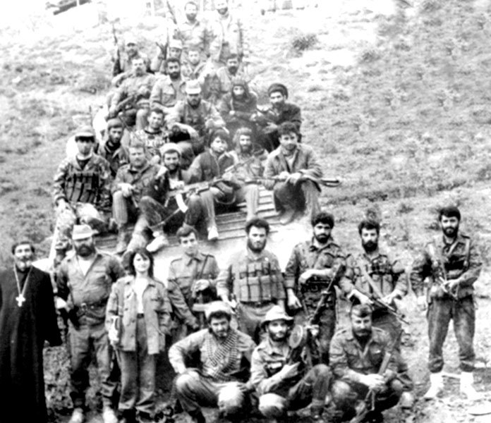 Armenian Fighters