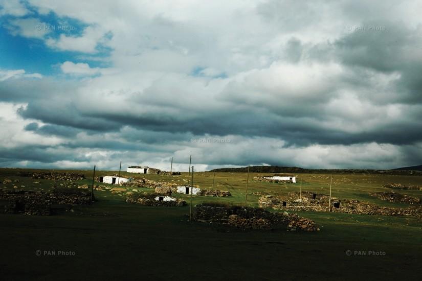A village in Igdir