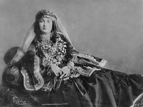 Armenian woman from Shamakhi