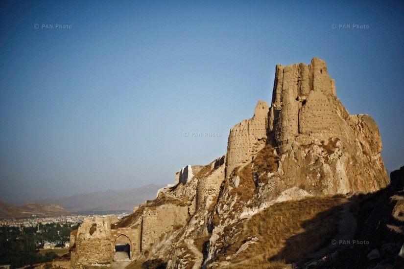 The Urartian fortress of Van