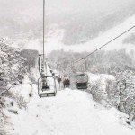 Winter in Tsaghkadzor