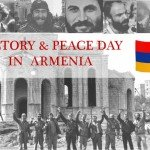 Victory and Peace Day in Armenia