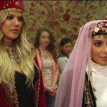 The kardashians wearing Taraz