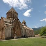 Gandzasar's Cathedral of St. John the Baptist