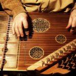 Qanun. Armenian Musical Instruments