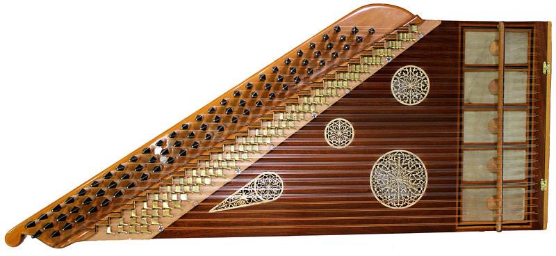 Armenian Musical Instr...Qanun