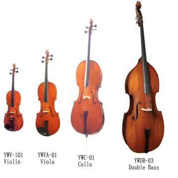 Wooden-Violin