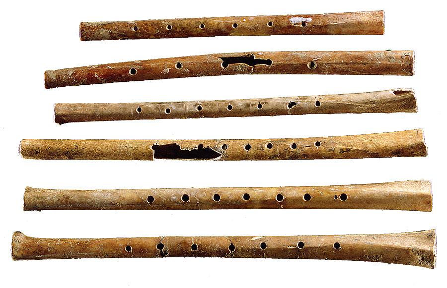 bone flutes