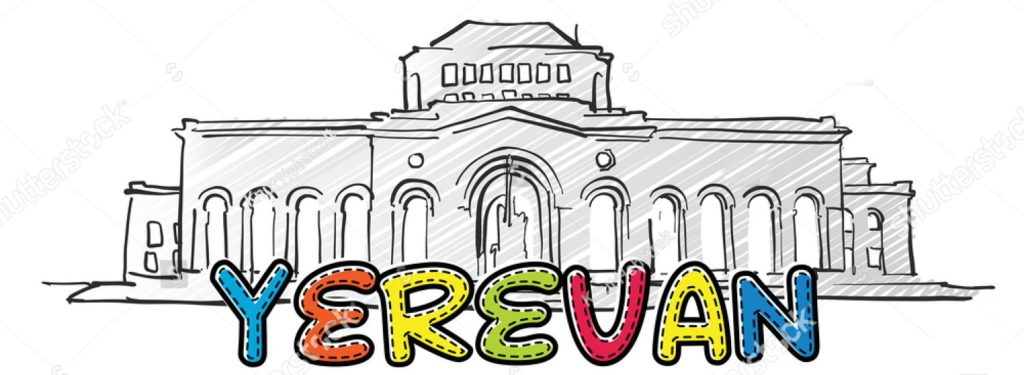 Yerevan, capital of armenia