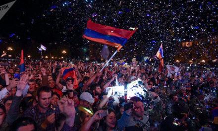Velvet Revolution of Armenia